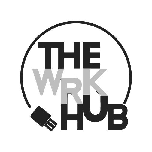 spaces logo THE WORKHUB
